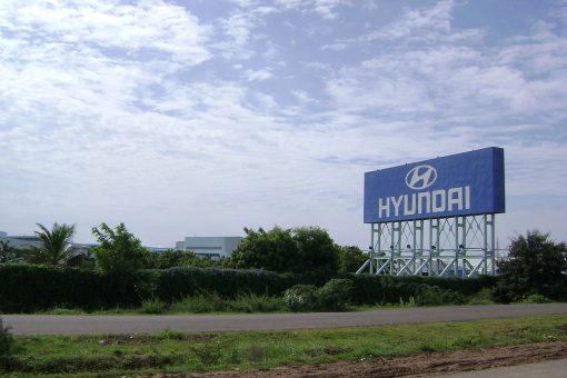 Lite om Hyundai