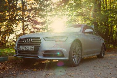 Lite om Audi
